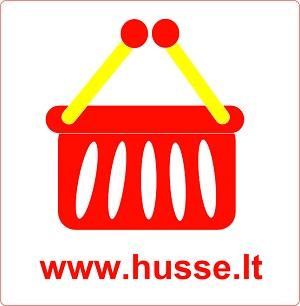 Kaip užsisakyti HUSSE produktų?