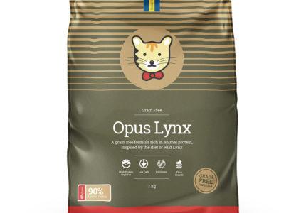Katėms: Opus Lynx