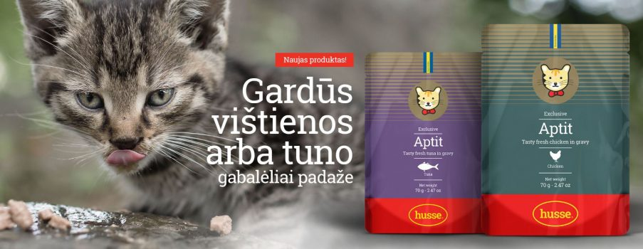 Katėms: Aptit konservai