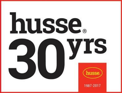 HUSSE – 30 metų!