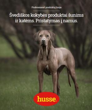 Husse PRO katalogas 2017