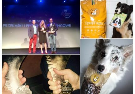 Husse produktai – TOP FOR DOG konkurso prizininkai!