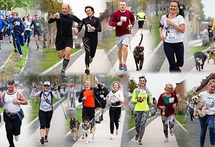 Linksmųjų pėdučių bėgimas 2016 / ruduo
